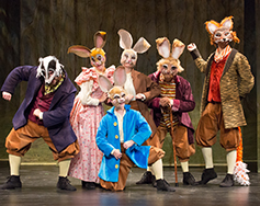 Paramount Presents: Peter Rabbit™ Tales – Live on Stage!