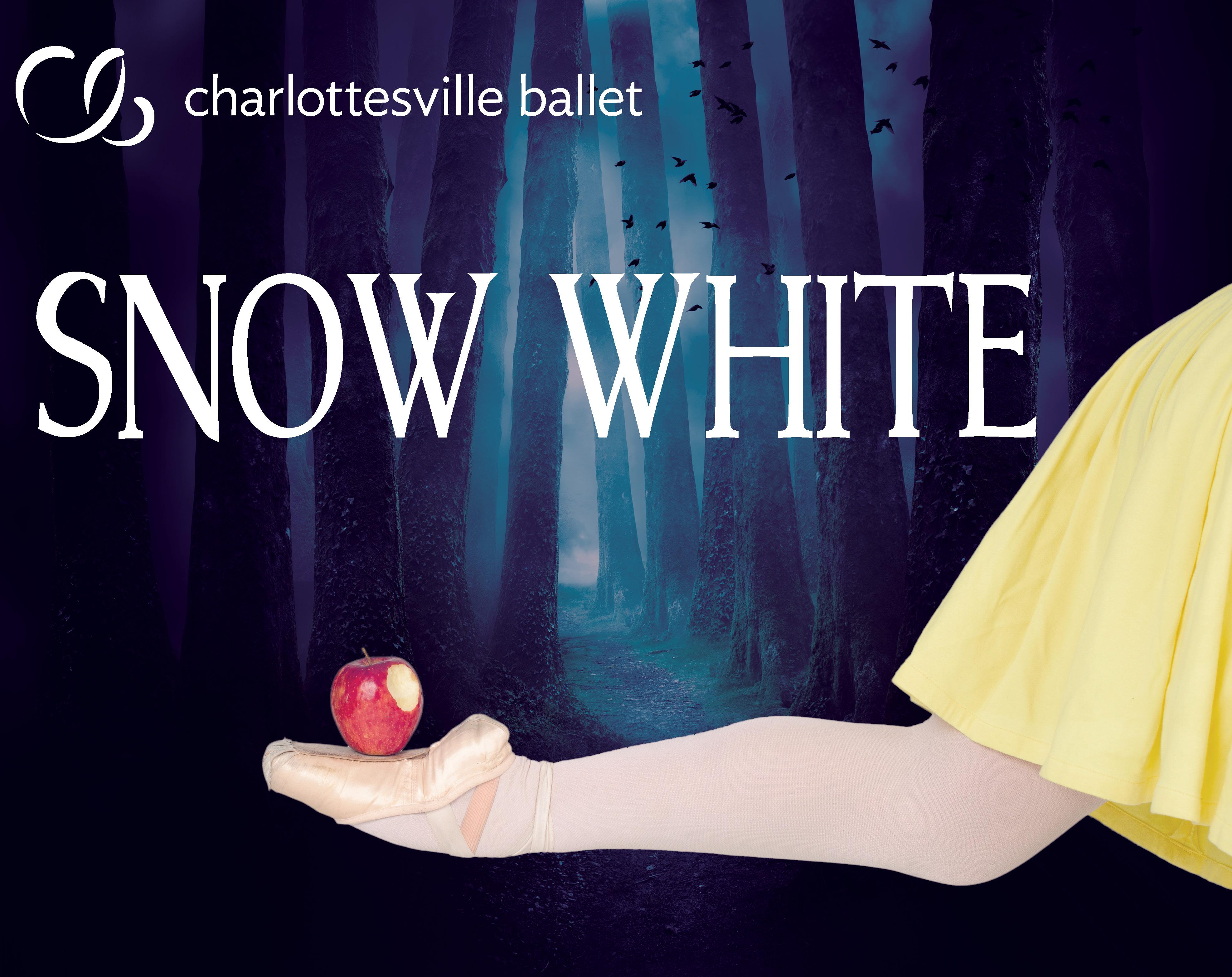 Charlottesville Ballet Presents: Snow White