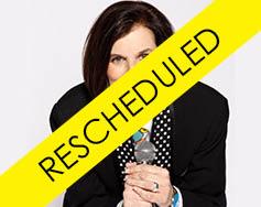 Upfront, Inc. Presents: Paula Poundstone – Rescheduled 12/6/2020
