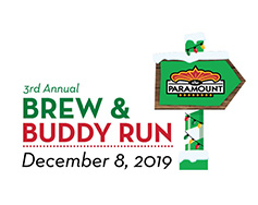 Paramount Presents: 3rd Annual Brew & Buddy Run and Elf [PG]
