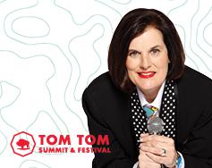 Upfront, Inc. and Tom Tom Present: Paula Poundstone
