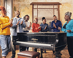 Paramount Presents: The Kingdom Choir – Live On Stage!