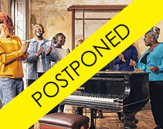 Paramount Presents: The Kingdom Choir – Live On Stage! – Postponed