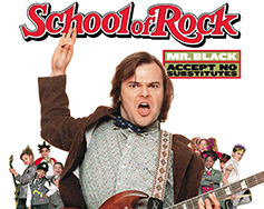 Paramount at the Movies Presents: School of Rock [PG-13]