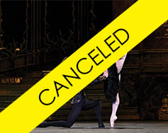 Paramount Presents: The Royal Ballet in HD – Swan Lake – Canceled
