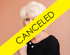 New Dominion Bookshop Presents: Diane Rehm: When My Time Comes – with Joe Fab – Canceled
