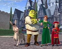 Paramount at the Movies Presents: Shrek [PG] * Sensory-Friendly