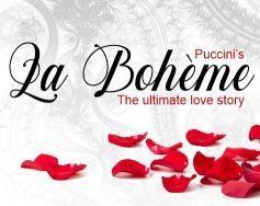 Charlottesville Opera Presents:  La Bohème