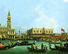 Paramount Presents: Exhibition on Screen - Canaletto & the Art of Venice