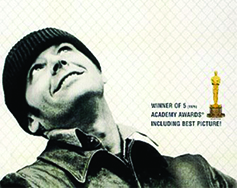 Paramount at the Movies Presents: One Flew Over the Cuckoo's Nest [R]