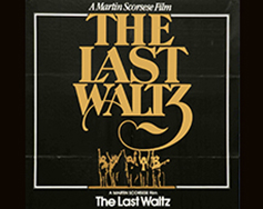 Paramount at the Movies Presents: The Last Waltz