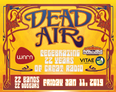 WNRN and The Paramount Present: Dead Air