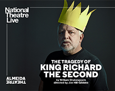 Paramount Presents: National Theatre Live in HD – The Tragedy of King Richard the Second