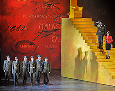 Met Live in HD: Agrippina