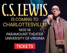 Fellowship for Performing Arts Presents: C.S. Lewis – The Most Reluctant Convert