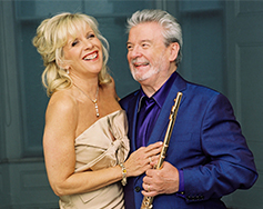 Paramount Presents: Sir James Galway and Lady Jeanne Galway