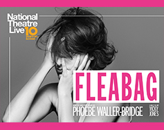 Paramount Presents: National Theatre Live in HD – Fleabag