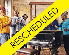 Paramount Presents: The Kingdom Choir – Live On Stage! – Rescheduled 4/30/2022