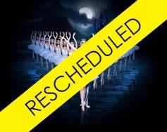 Russian Ballet Theatre Presents: Swan Lake – Rescheduled 10/2/2021