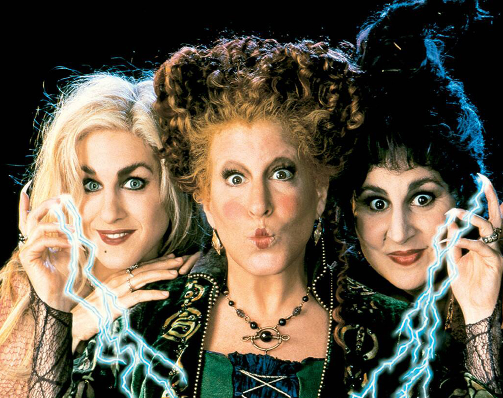 Paramount at the Movies Presents: Disney's Hocus Pocus [PG]