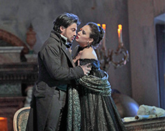 Paramount Presents: Met Live in HD Encore – Puccini's Tosca (from January 27, 2018)