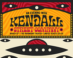Kendall Street Company Presents: An Evening with Kendall Street Company