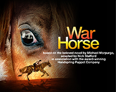 Paramount Presents: National Theatre Live in HD – War Horse (from 2014)