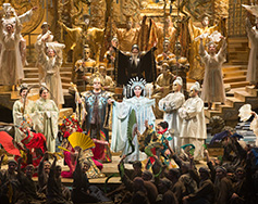 Paramount Presents: Met Live in HD Encore – Turandot (from January 30, 2016)