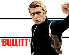 Paramount at the Movies Presents: Bullitt [PG]