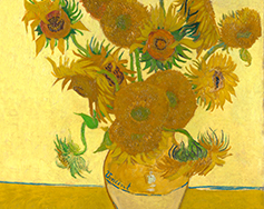Paramount Presents: Exhibition on Screen – Sunflowers