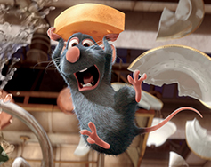 Paramount at the Movies Presents: Disney's Ratatouille [G]
