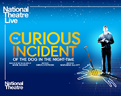 Paramount Presents: National Theatre Live in HD – The Curious Incident of the Dog in the Night-Time (from 2018)