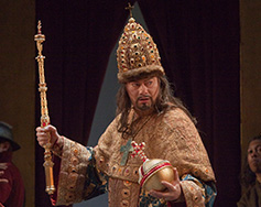 Met Live in HD: Boris Godunov