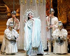 Met Live in HD: Turandot